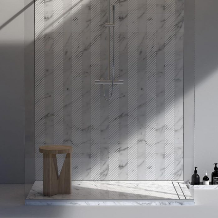 Taras-shower-tray